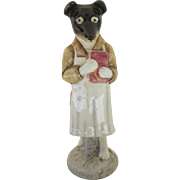"Vintage Beatrix Potter Figure ""Pickles"""