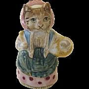 Beatrix Potter COUSIN RIBBY Figurine F. Warne & Co, Beswick, England