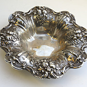 Francis I Reed Barton Sterling Bowl 8""