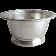 Vintage International Silver Hotel Silver Bowl for Hilton