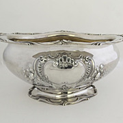 Gorham Extra Heavy Sterling Centerpiece Bowl