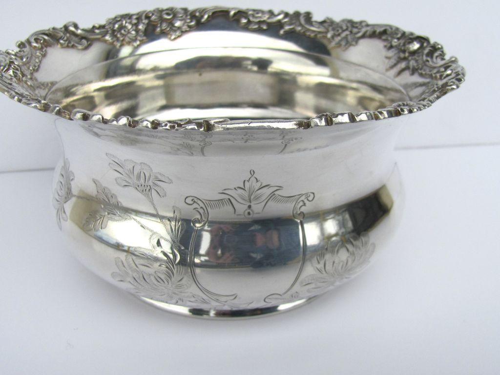 Reed and Barton Silver Plate Butter Cooler