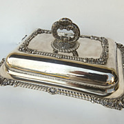 English Serving Dish