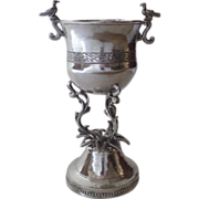 19th Century Silver Spanish Colonial Cup