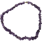 Natural Cut Agate Necklace Garanzia 16""