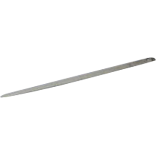 1950 Sterling Silver Paul Revere Reproduction Letter Opener Meat Skewer by Tuttle