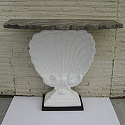 Grosfeld House Clam Shell Console Table