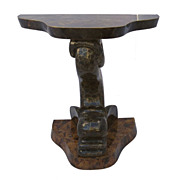 Maitland Smith Designed Dolphin Console Table
