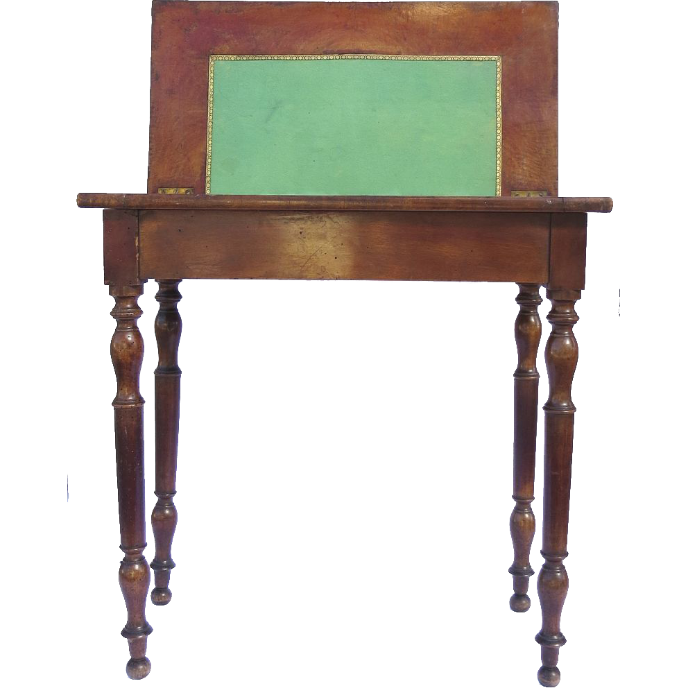 English Game Table Turned Legs c 1850 SOLD on Ruby Lane : Tx2e8141L from www.rubylane.com size 992 x 992 png 458kB