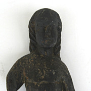 Carved Santo from the Philippines
