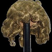 """10"""" HC Brunette Wig"""