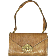 Wonderful Purse with Bee Clasp for Fashion or Bebe