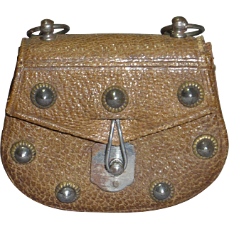"Fashion's Purse with Chain Handle, 2"" x 1 1/2"""