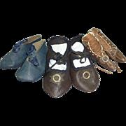 3 pair Shoes