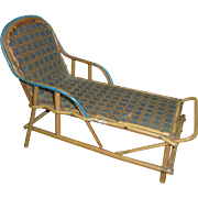 French Chaise Longue for Fashion or Bebe