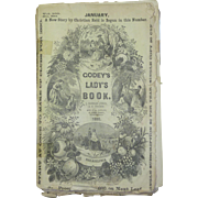 "January 1880 Godey's Lady"" Book"