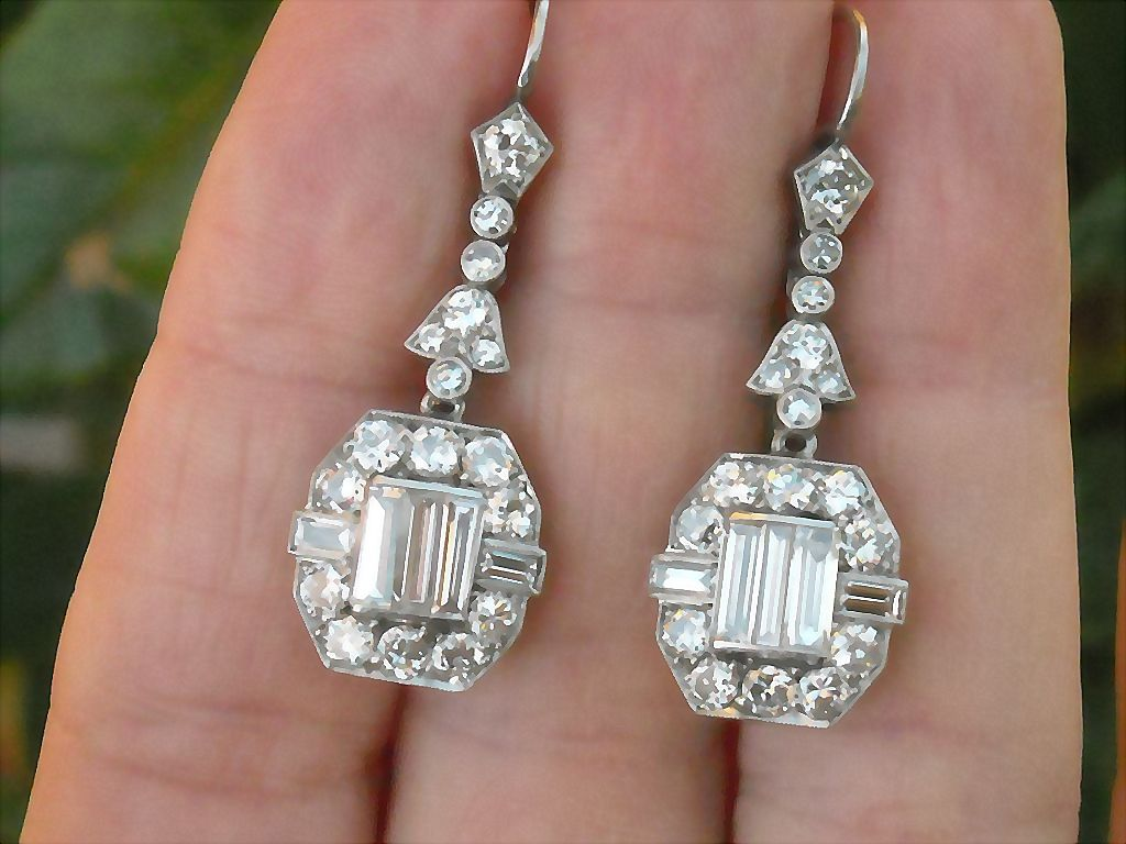 diamond earrings sterling any size lab watch youtube silver vno crushed