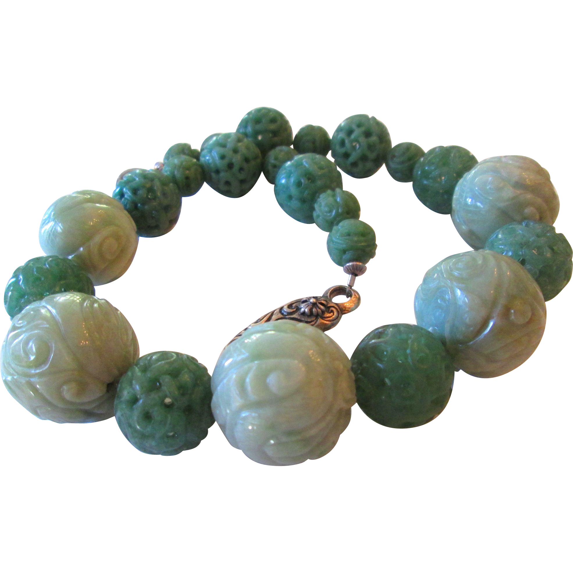 gemstone fullxfull jade il beads olive crystal xl listing bright nugget chip healing green