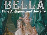 Bella Antiques and Jewels logo