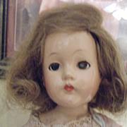 Effanbee Suzanne doll Original wig