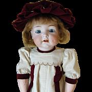 Antique Kammer and Reinhardt  Simmon & Halbig circa 1909. Mold # 121 Toddler Doll