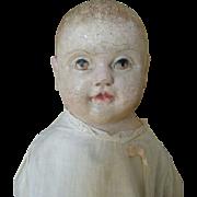 Antique Doll Philadelphia baby , or  Shepard Smith Doll circa 1900