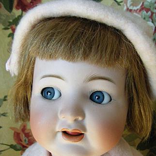 Antique Doll German Simon & Halbig Kammer & Reinhardt 126