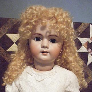 Antique DEP doll Bisque Head