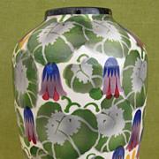 Vintage Bluebell Vase