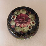 Vintage Russian Lacquer Box