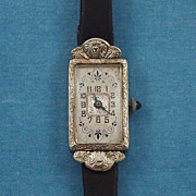 Vintage Art Deco Ladies' Wristwatch