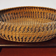 Vintage Washoe Indian Basket