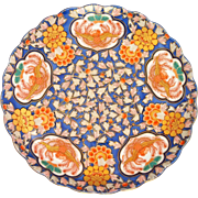 Three Footed Porcelain Tazza