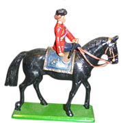"*20% Reduction ~ Britains 41075 ""Her Majesty Queen Elizabeth ll Mounted on Horse"""