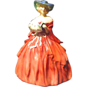 "*Reduced 30% - Royal Doulton ""Genevieve HN1962"" Figurine- Retired"