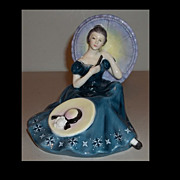 Royal Doulton Pensive Moments Figurine HN2704