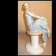 Royal Doulton Flirtation Figurine HN 3071
