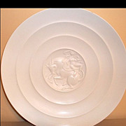 Rosenthal Bjorn Wiinblad Europa and the Bull White Charger