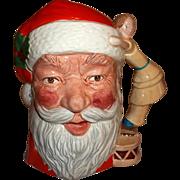 Royal Doulton Santa Claus Character Jug/Mug D 6668