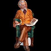 Royal Doulton Figurine HN 2945 Pride and Joy Collectors Club
