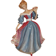 Royal Doulton Amy Figurine HN3316 Figure of the Year.