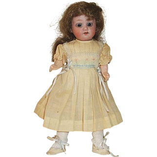 Herb Steimer Doll 13/0 Germany Bisque Socket Head
