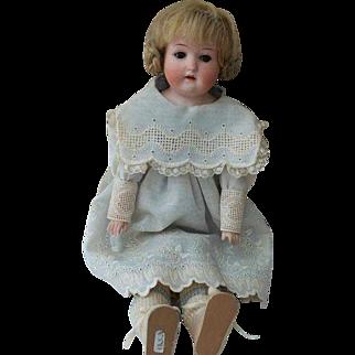 "Heubach Doll Germany  275  14/0  13"" Tall"