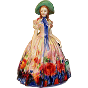 Royal Doulton Easter Day Figurine HN 2039 - Red Tag Sale Item