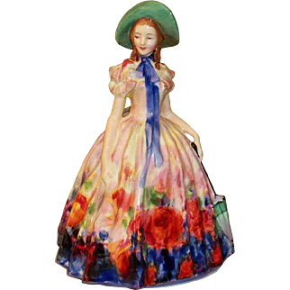 Royal Doulton Easter Day Figurine HN 2039