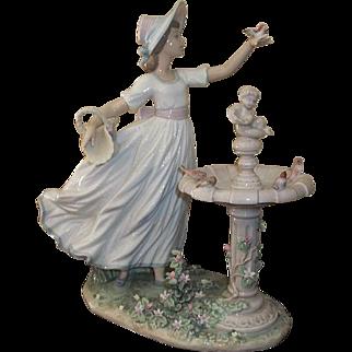 Lladro Spring Joy Figurine   6106