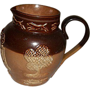 Doulton Lambeth Stoneware Creamer