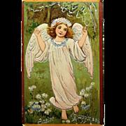 Raphael Tuck & Sons Embossed Easter Postcard-1910