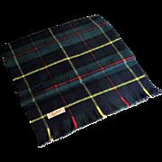 Authentic ''Lochan'' Macleod of Assynt Scottish Tartan Scarf