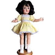 Ideal Toni Doll Dressed in Original Dress, Shoes and Socks. P-90.